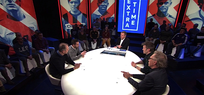 Foto: Extra Time-panel vol lof over Anderlecht: