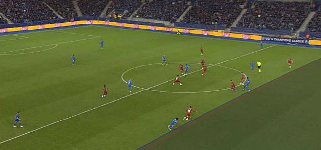 Foto: Genk-fans razend na afgekeurde goal: