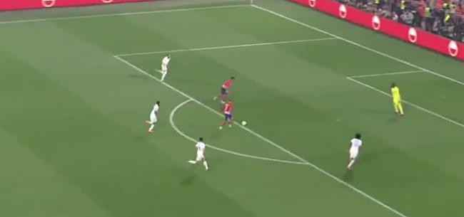 Foto: Op een diefje: Griezmann zet Atletico op voorsprong