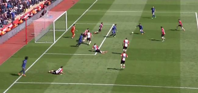 Foto: Sensationele ommekeer! Doelpunt Hazard zorgt mee voor comeback Chelsea