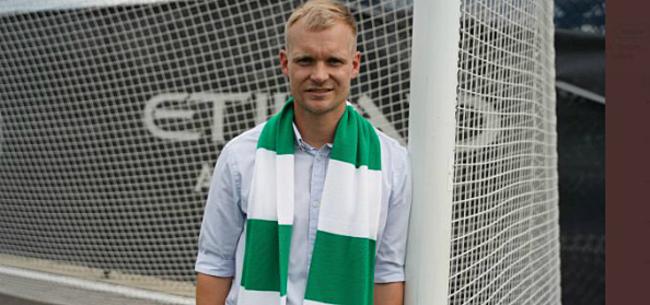 Foto: City Group bezorgt Lommel nieuwe hoofdtrainer