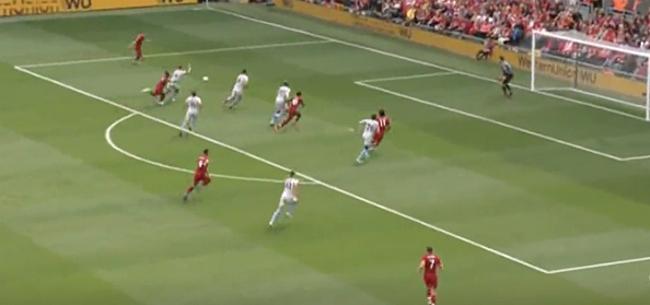 Foto: Video: Fenomeen Salah scoort na nog geen 20 minuten