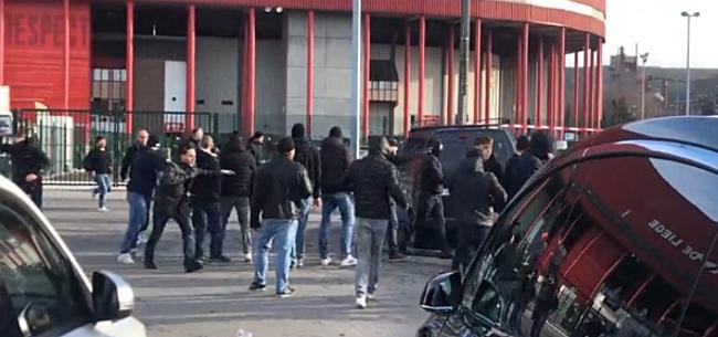 Foto: Vandenbempt geeft details over knokpartij voor Standard-Anderlecht