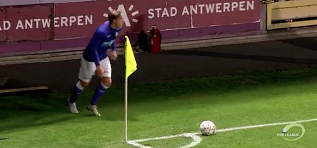 Foto: KV Mechelen woedend: doelpunt Beerschot moest afgekeurd worden