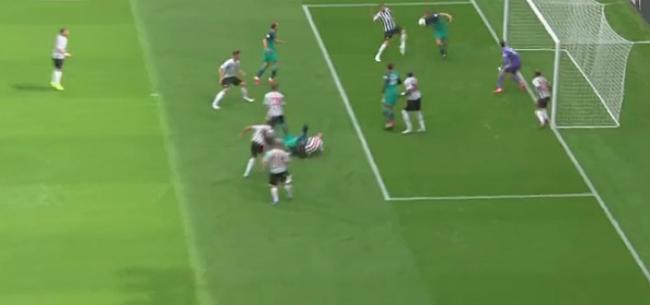 Foto: Video: Vertonghen opent Belgische teller in Premier League