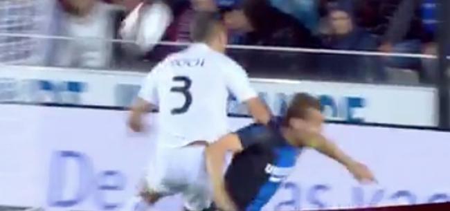 Foto: Referee Department geeft belachelijke uitleg voor penaltyfase Vormer