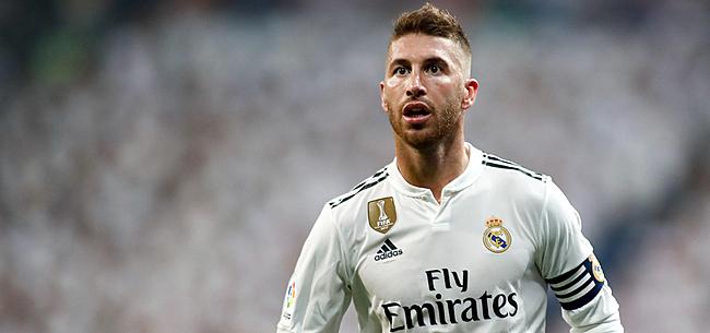 Foto: Ramos wil toptransfer: