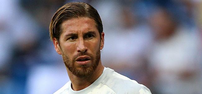 Foto: 'Real stuurt concurrent Hazard door, Ramos in alle staten'