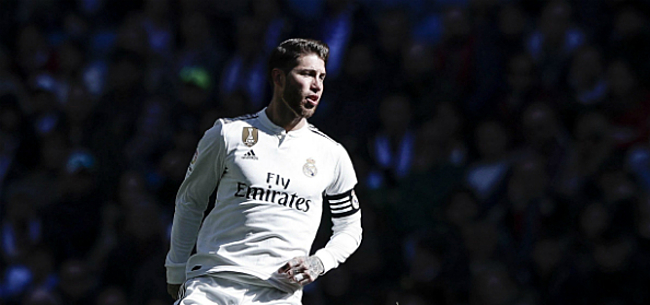 Foto: Se Queda! Ramos blijft Real Madrid dan toch trouw
