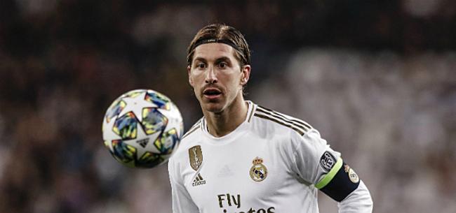 Foto: 'Real Madrid legt 100 miljoen klaar voor vervanger Sergio Ramos'