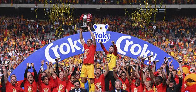 Foto: Alweer wijziging aan bekerformat: Union neemt plaats KV Mechelen in