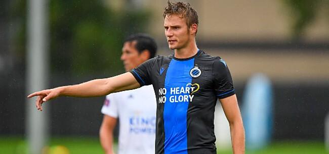 Foto: Hint verscholen in nieuwe rugnummers Club Brugge?