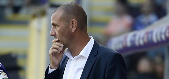 Foto: Anderlecht mag nog hopen op PO1, Davies kind van de rekening?