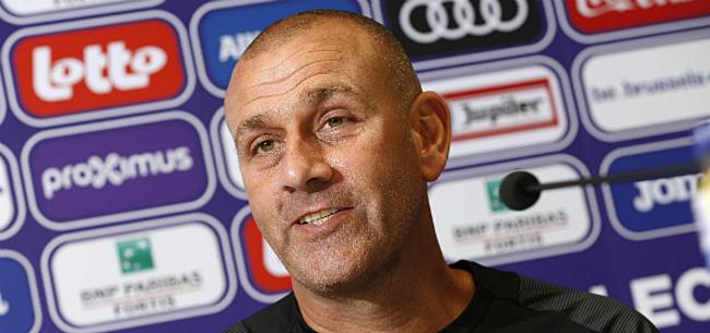 Foto: Davies verklapt Anderlecht-doelwit bij Manchester City