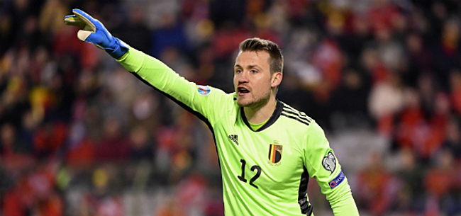 Foto: Mignolet over EK:
