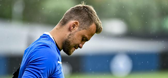 Foto: 'Komst Mignolet leidt tot volgende transfer Club Brugge'