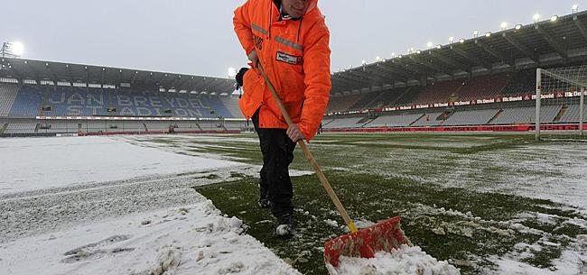 Foto: Werd Club Brugge-Lokeren hierdoor niet afgelast?
