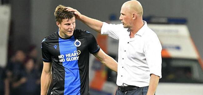 Foto: 'Club Brugge legde stevig huurbedrag op tafel voor Sobol'