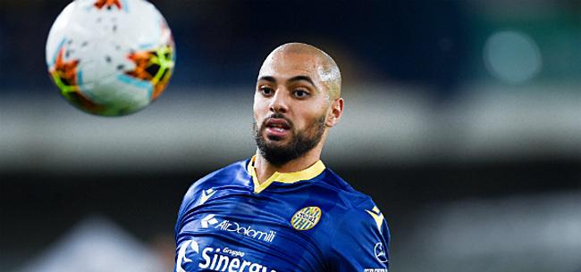 Foto: 'Amrabat kan verrassen met terugkeer naar Club Brugge'
