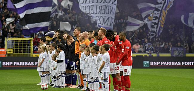 Foto: 'Standard gaat nog maar eens bij Anderlecht shoppen'