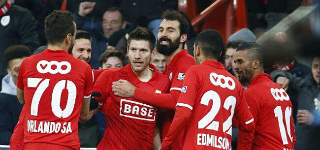 Foto: Standard realiseert comeback van het seizoen na geweldige partij