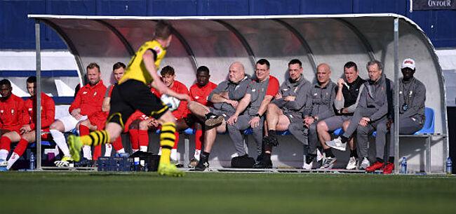 Foto: Mechelen en Standard drawen tegen Bundesliga-clubs, STVV op weg naar zege