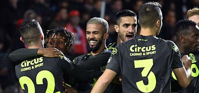 Foto: 'Valencia mengt zich in strijd om sterkhouder van Standard'