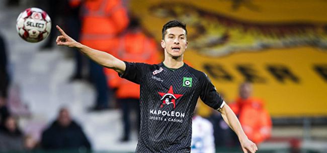 Foto: 'Cercle neemt duidelijk standpunt in over transfer Peeters'