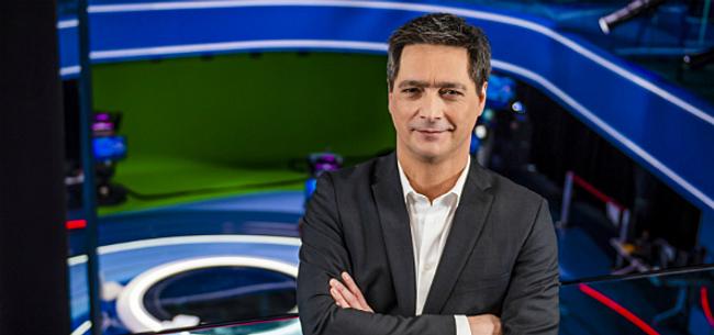 Foto: Stef Wauters krijgt nieuw voetbalprogramma op VTM