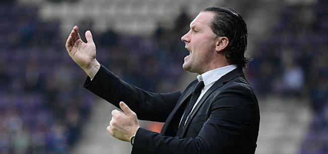 Foto: Assistent Beerschot krijgt stevige straf van de voetbalbond