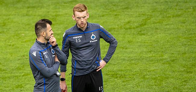 Foto: OFFICIEEL: Club Brugge laat aanvaller definitief vertrekken