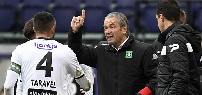 Foto: 'Storck grijpt in: Vier spelers naar B-kern, doelman stapt op'