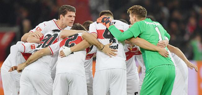Foto: Stuttgart moet Bundesliga-plek afstaan aan Union Berlin