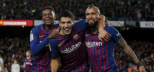 Foto: Probleem bij FC Barcelona: