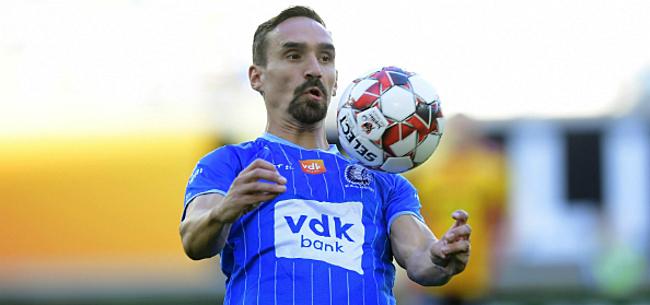 Foto: Kums geeft duidelijk transfersignaal aan Anderlecht