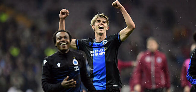 Foto: 'De Ketelaere duidelijk over zomers vertrek bij Club Brugge'