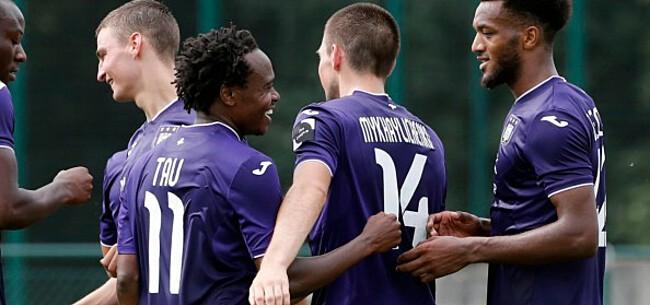 Foto: Anderlecht bevestigt: