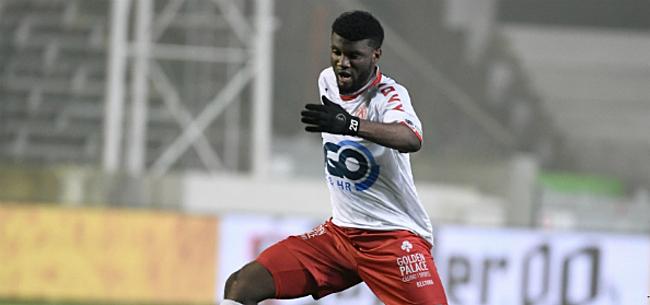 Foto: 'Volgende club meldt zich voor transfer Moffi'