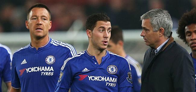 Foto: Hazard bekent: