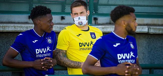 Foto: Didillon spuit mist over transferdetails, Anderlecht neemt afscheid