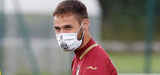 Foto: 'Anderlecht mag hopen op onverwachte opsteker'