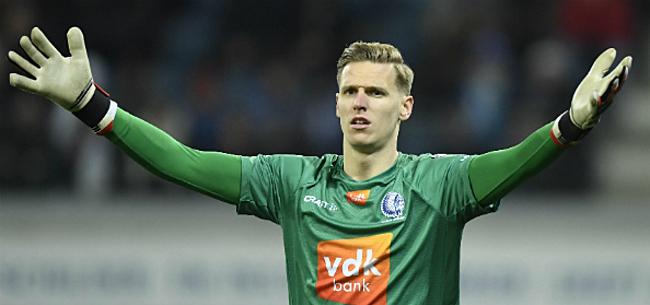 Foto: 'Nog één stap scheidt Kaminski van vertrek bij AA Gent'