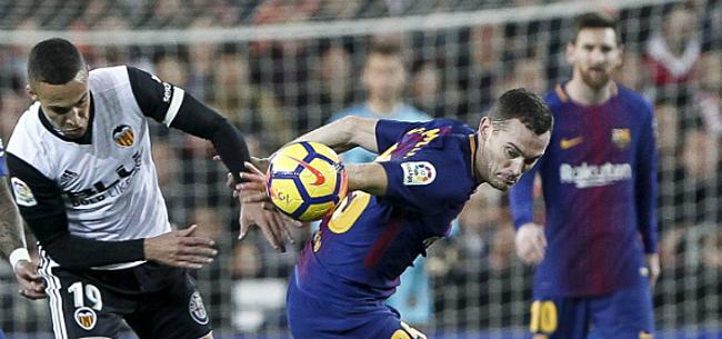 Foto: Domper Vermaelen: 'Barça meldt zich voor topverdediger'