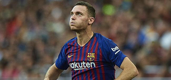 Foto: Vermaelen ziet nieuwe ster opstaan bij FC Barcelona