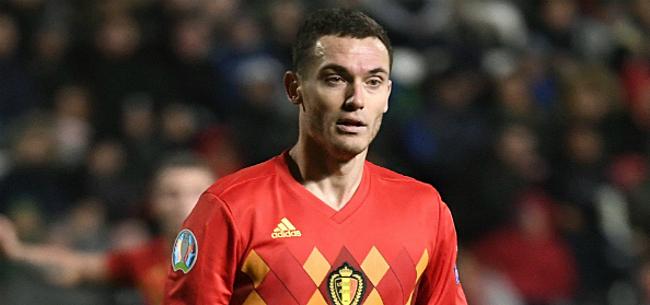 Foto: 'Alle opties liggen terug open voor transfer Vermaelen'