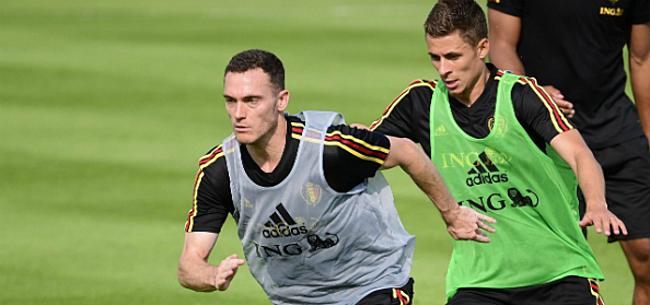 Foto: 'Pech voor Belgische ploegen: Vermaelen op weg naar opvallende club'