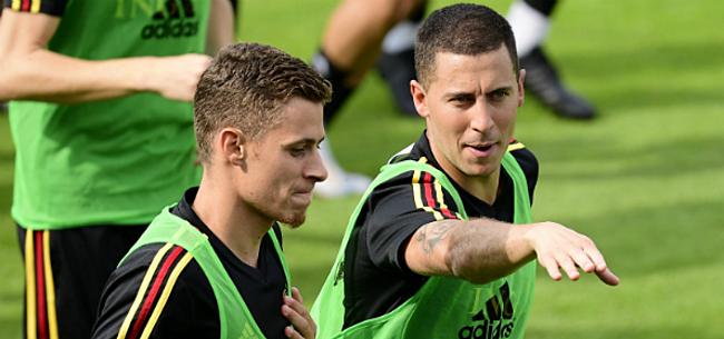 Foto: 'Real Madrid heeft grootse plannen voor presentatie van Hazard'