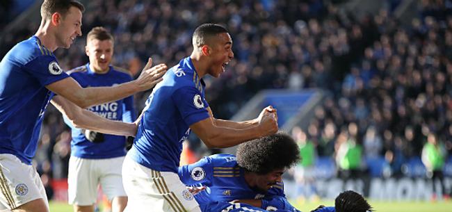 Foto: 'Leicester haalt zeer stevige concurrent voor Tielemans en Praet'