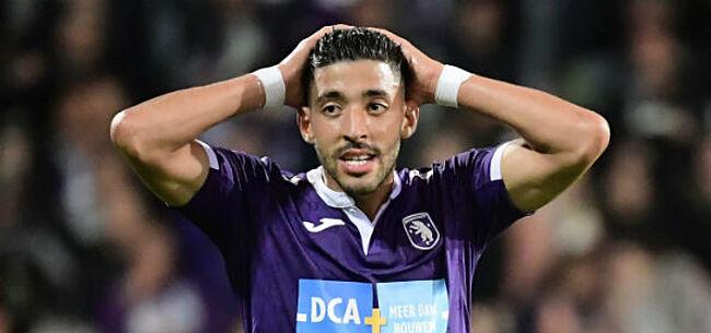 Foto: Losada kent teleurstellend debuut met nederlaag tegen Westerlo