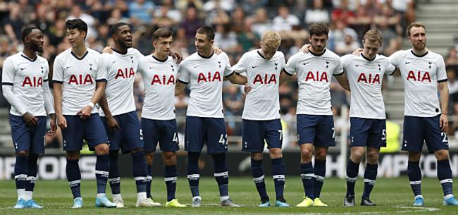 Foto: Moeskroen haalt straffe versterking met ex-Spurs verdediger